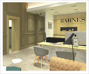 Groupe barnes evian - BARNES Agency, luxury real estate in Evian