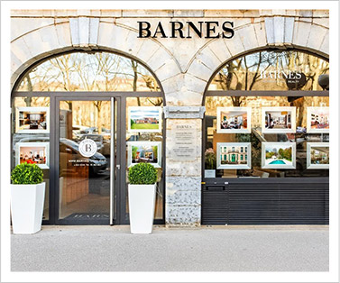 Groupe barnes lyon - BARNES Agency, luxury real estate in Evian