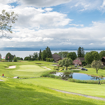 Menu golf - BARNES Agency, luxury real estate in Evian