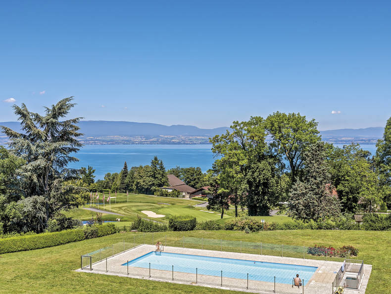 Appartement Golf d'evian